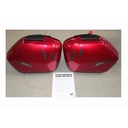 CBF1000 Kofferset 2008 Rood Nieuw Kompleet
