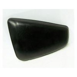 CB750F Sidepanel Left hand Pattern Matt Black 1975-1976