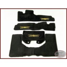 GL1800 Goldwing Mattenset Kufferter