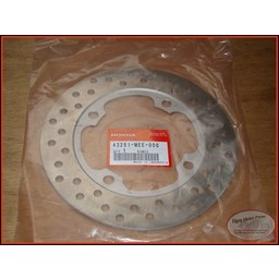 VTR1000 SP Brakedisc Rear New