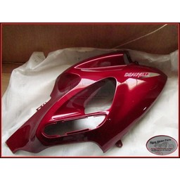 NT650 Deauville Fairing Right Hand Red New Type 4