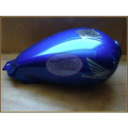 CB250 Two Fifty Fueltank New Blue PB215C