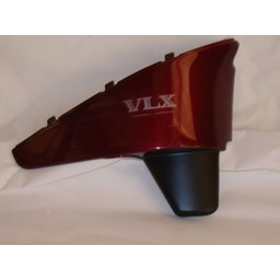 VT600C Shadow Side Cover Right bordeaux