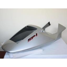 VTR1000 SP Kuip Achterpaneel Honda /2/3/4/5 2000-2006
