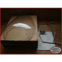 VT1100C3 Shadow Windscreen/Windshield 1998-2002