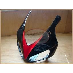 CBR1000RR Fireblade Fairing Top Black/Red R258