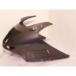 CBR1100XX næse kåbe Honda Blackbird 1997-1998 Titanium YR183