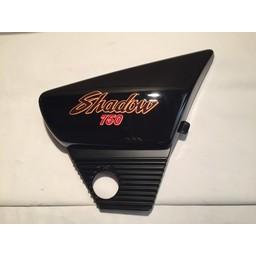 VT700C / VT750C Shadow Side Cover Right Sort Honda NH1 1983-1985-Z Ny