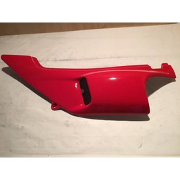 NX650 Dominator spartling Right sadel R134 Ny