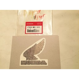 VF700C/VF750C Magna Fueltank Decal Left hand New