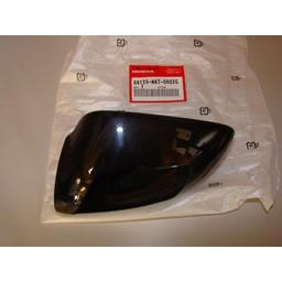 CBR1100XX Blackbird Rueckspiegel Cover LINKS Zwart