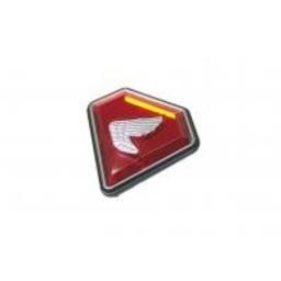 CB750K2 Zijkap Embleem Honda Logo LINKS