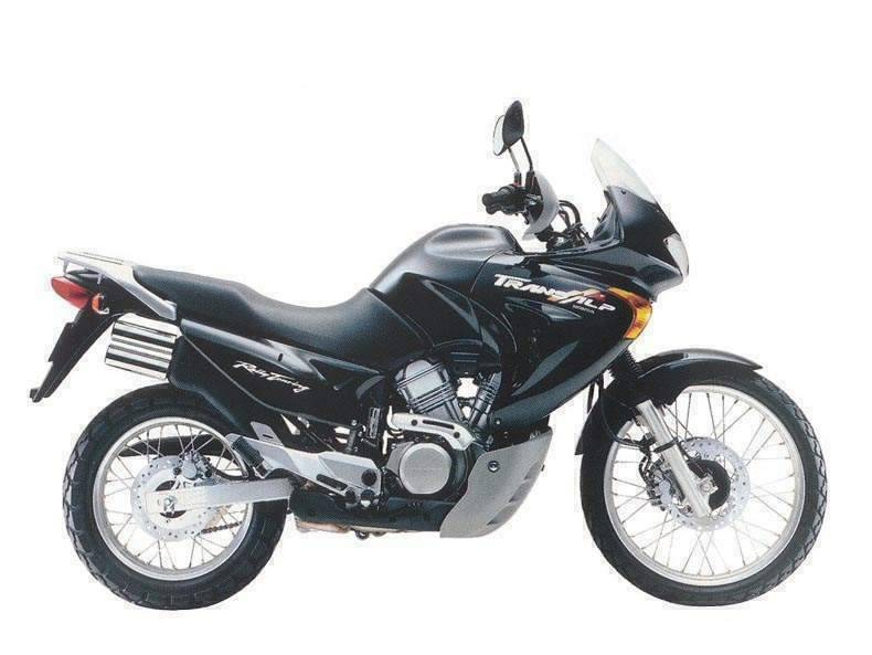XL650V Transalp - Hans Motor Parts Motorrad Ersatzteile