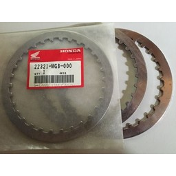 VT1100C Shadow Steel Clutch Plate Honda Shadow