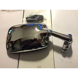 GL500/650 Silverwing Rueckspiegelset Chrome Neu (Replica)