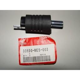 VT500C Shadow Knipperlicht steun rubber ACHTER