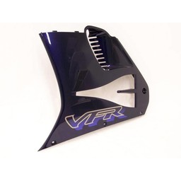 VFR750F Verkleidung Mitten LINKS Honda 1994-1997 Blau Neu