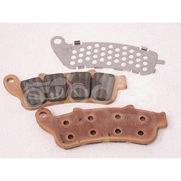 NT650 Deauville Braked Set FRONT R/H