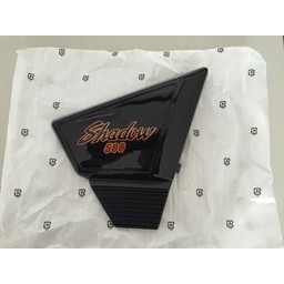 VT500C Shadow Side Cover Right Black nye NH1
