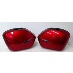 XL1000V Varadero Kofferset Candy Red R-101CU