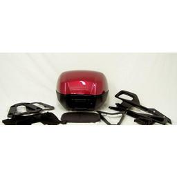 VFR1200 Top Case Candy Red Neu