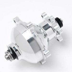 SON Flevo-Deluxe hub dynamo for composite wheel