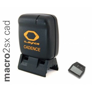 O-Synce macro2sx cad ANT+ trapfrequentie sensor