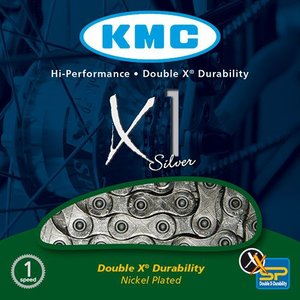 KMC Ketting GreenMachine voor KMC X1