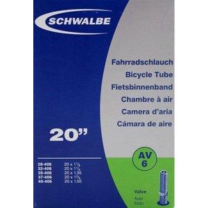 Schwalbe AV6 Butyl binnenband