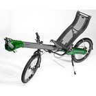 Flevobike GreenMachine - under steering