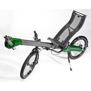 Flevobike GreenMachine - under steering