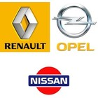 Opel,Renault,Nissan