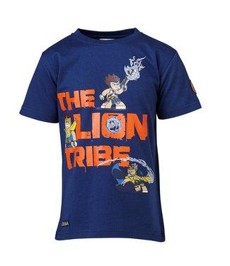 Lego Wear Kids Jungen T-Shirt Chima TRISTAN 202 Jeans Blue