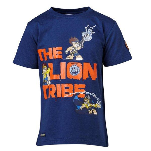 Kids Jungen T-Shirt Chima TRISTAN 202 Jeans Blue