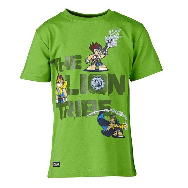 Kids Jungen T-Shirt Chima TRISTAN 202 Green