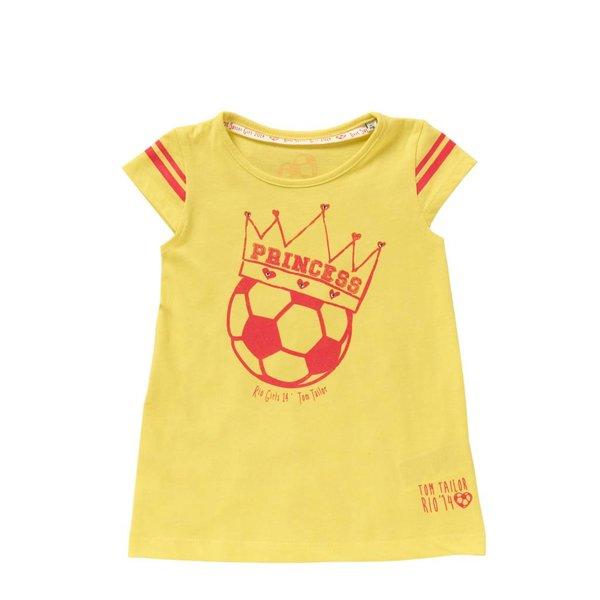 mini girls - cute tee wm princess