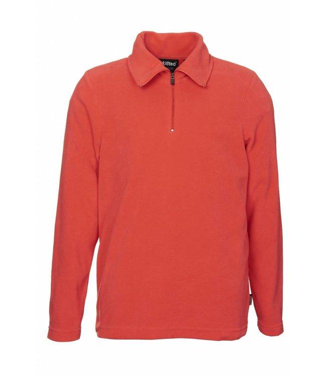 Killtec Namara Jr. Fleece Pullover neon pink