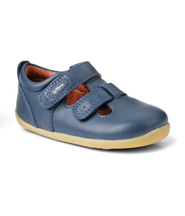 Bobux Step-Up Sandale Jack and Jill navy