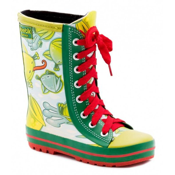 Gummistiefel Kids Happy Frog