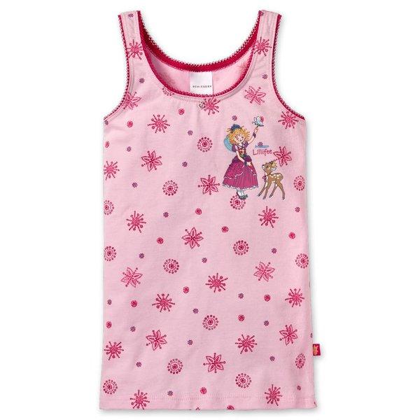 Mädchen Unterhemd rosa - Prinzessin Lillifee