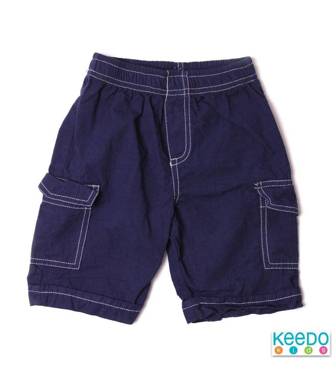 Keedo Baby Pocket Shorts navy
