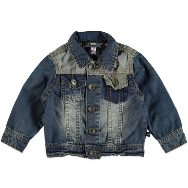 Jungs Jeansjacke blue denim