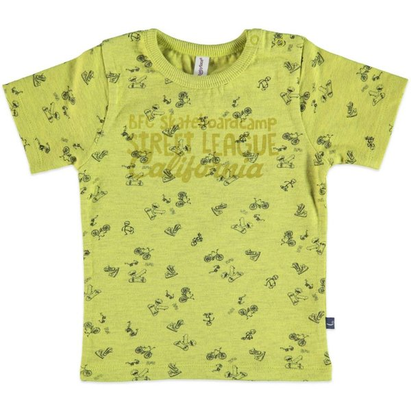 Jungs T-Shirt pine apple melee