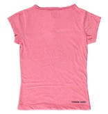 Blue Rebel Mädchen T-Shirt bright pink
