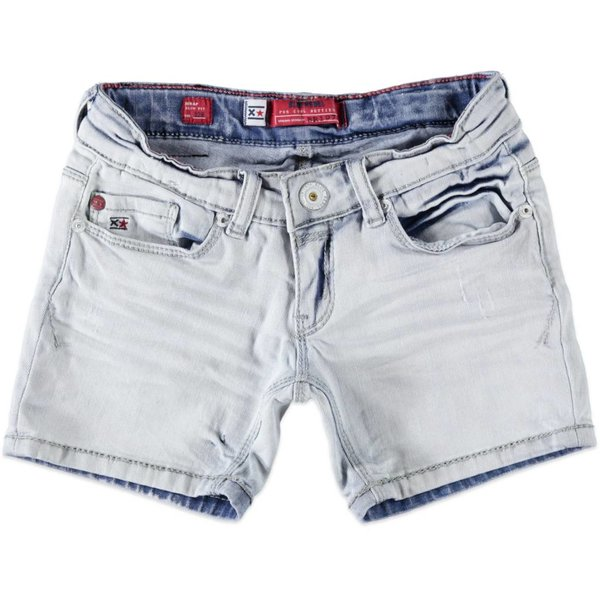 Mädchen Jeans Shorts pearl wash