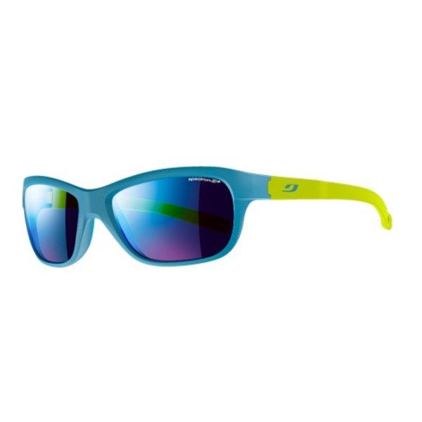 Kindersonnenbrille Player L blau/gelb