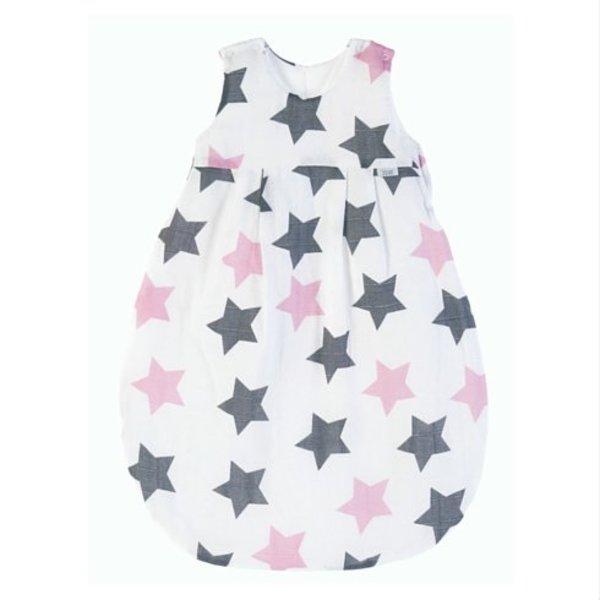 Schlafsack rose Stars