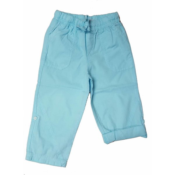 Roll Up Pants turquoise