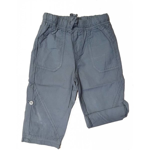 Roll Up Pants charcoal