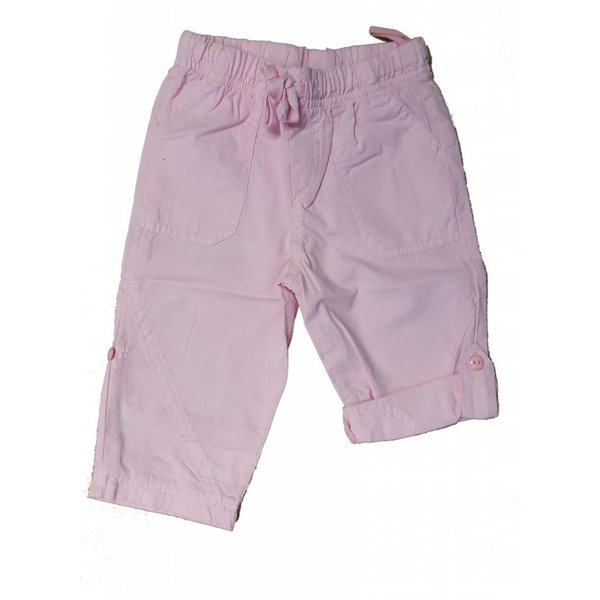 Roll Up Pants pink